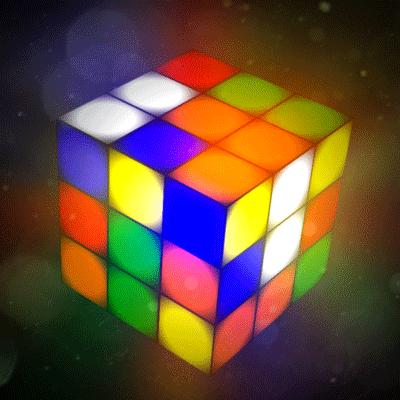 light-cube